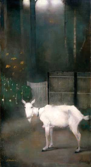 The Old Goat, Jan Mankes