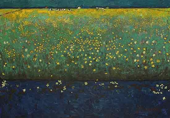 Spring Landscape, Jan Mankes