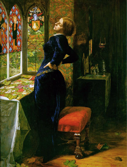 Mariana, Sir John Everett Millais