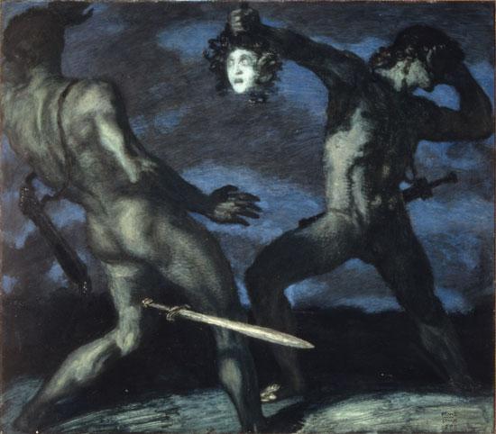Medusa, Franz von Stuck