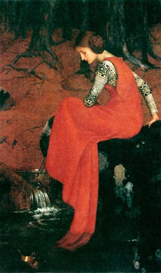 Melisandra, Marianne Stokes