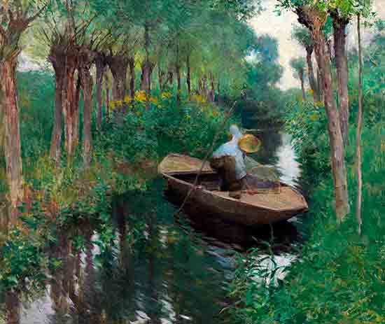 On the River, Metcalf