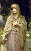 Modesty William-Adolphe Bouguereau