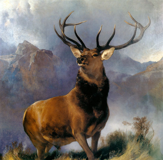 Monarch of the Glen, Edwin Landseer