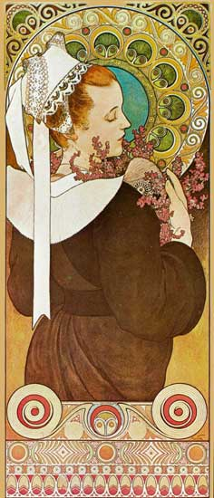 Heather, Mucha (12X23)