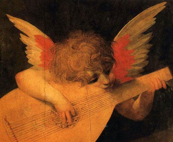 Angel Musician, Ross0 Fiorentino