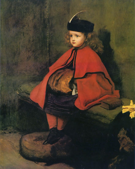 My First Sermon, Sir John Everett Millais