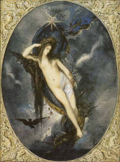 Night, Moreau (16X21.75)