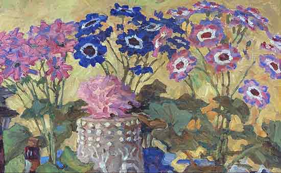 The Easter Table, Nikolai Bodanov Belsky