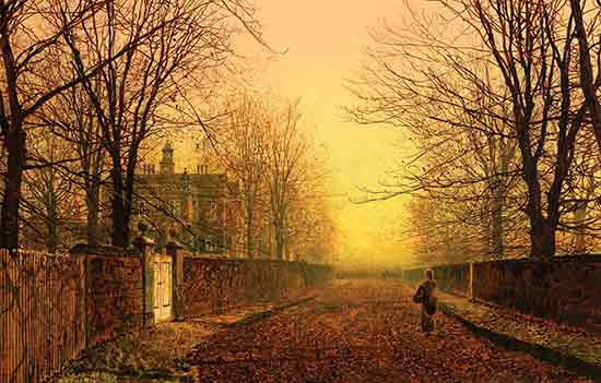 November Light, Cheshire, Grimshaw