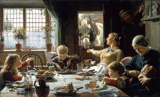 One of the Family, Fredrick George Cotman