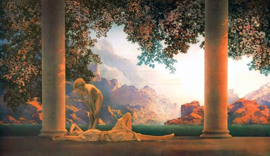 Daybreak, Parrish (18x31)