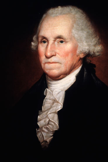 George Washington, Rembrandt Peale (16X24)