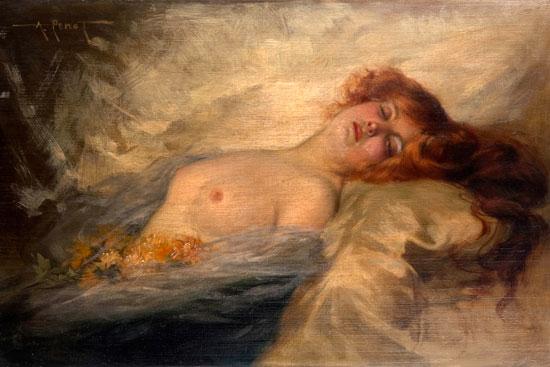Dreams, Albert Penot (22X33)
