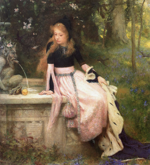 The Princess and the Frog, William Robert Symonds