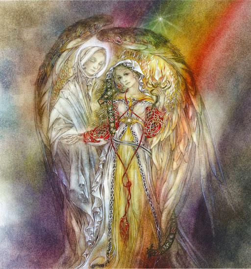 Rainbow Star, Sulamith Wulfing