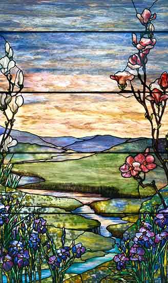 River of Life, Louis Comfort Tiffany