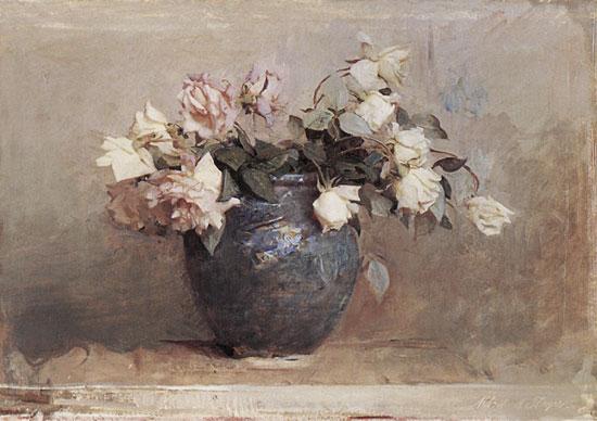 Roses, Thayer (12X17)