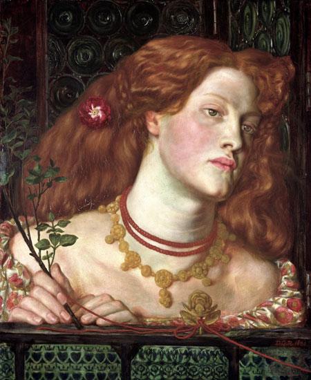 Fair Rosamund Dante Gabriel Rossetti