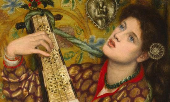 A Christmas Carol, Rossetti (18X30)