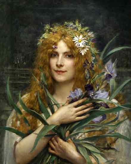 Ophelia, Georges Roussi