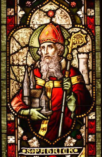 Saint Patrick (22X34)