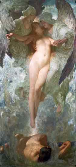 Eve, Solomon (12X26.25)