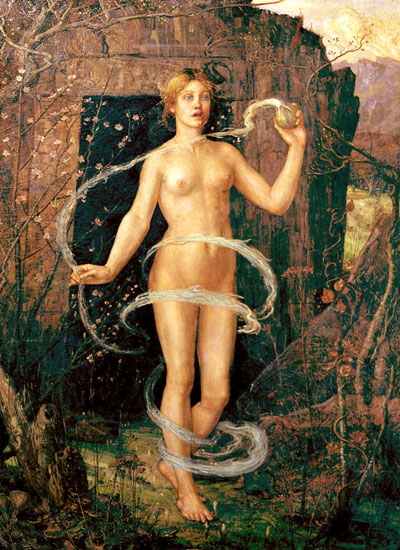 The Spring Witch, George Wilson