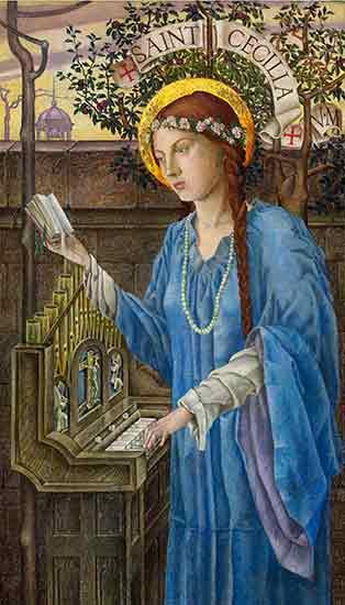 St. Cecilia, Arthur Sprules