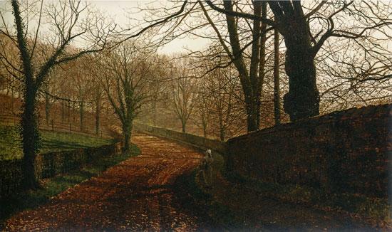 Stapleton Park, Grimshaw (16X27)