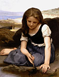 The Crab, Bouguereau