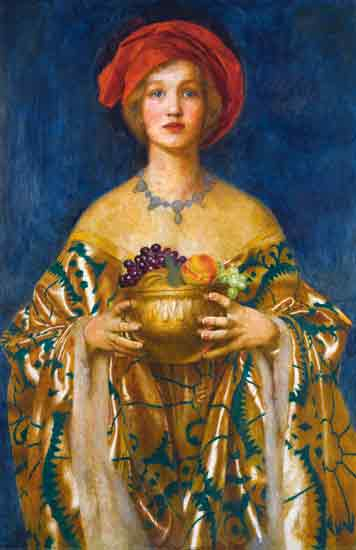 The Golden Bowl, Frank Cadogan Cowper