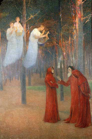 Poets in the Sacred Wood, Martin