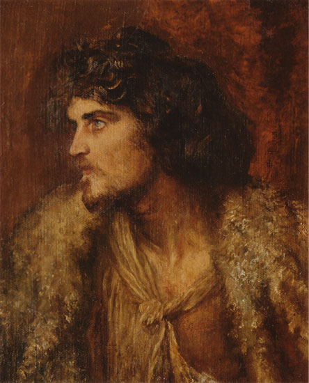The Prodigal Son, George Frederic Watts (17.75X22)
