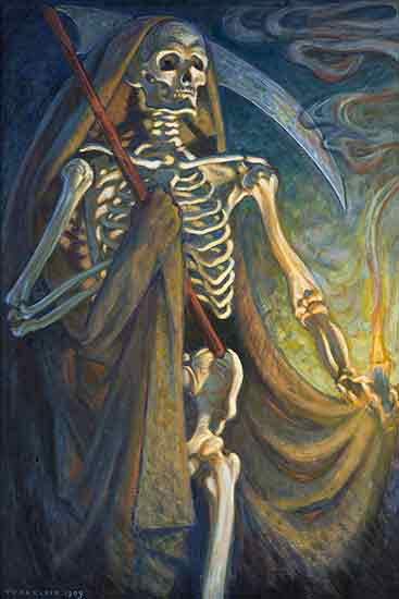 The Reaper, Tyra Kleen
