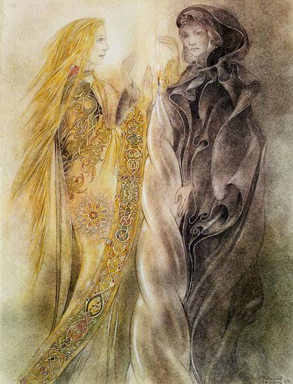 The Silence,  Sulamith Wulfing
