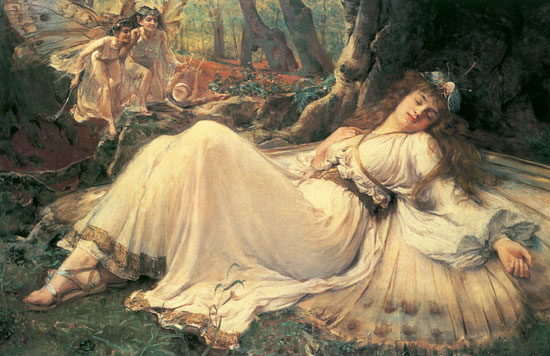 Titania,  Frederick Howard Michael