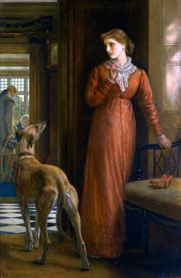 Uncertainty, Arthur Hughes