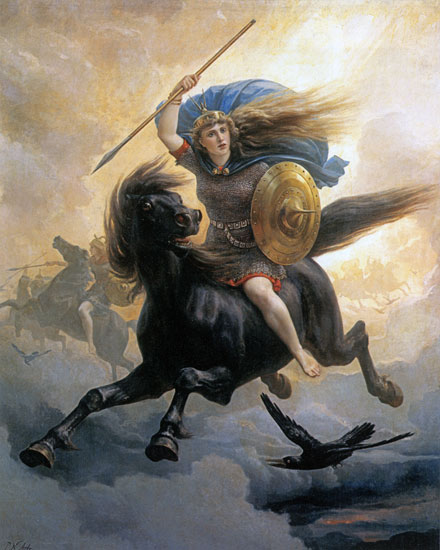 The Valkyrie, Arbo