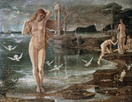 The Renaissance of Venus, Walter Crane