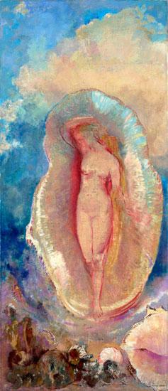 Venus, Odilon Redon (18X42)
