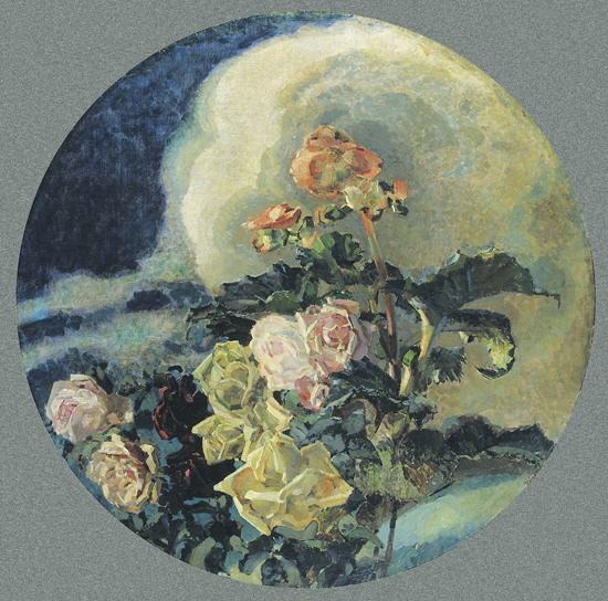 Roses, Vrubel (20X19.6)