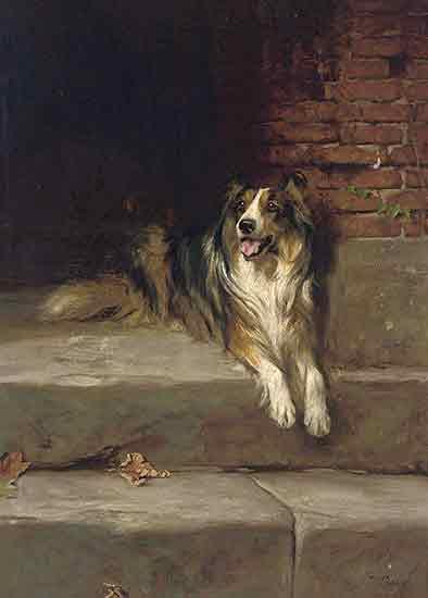 My Lady's Companion, Arthur Wardle
