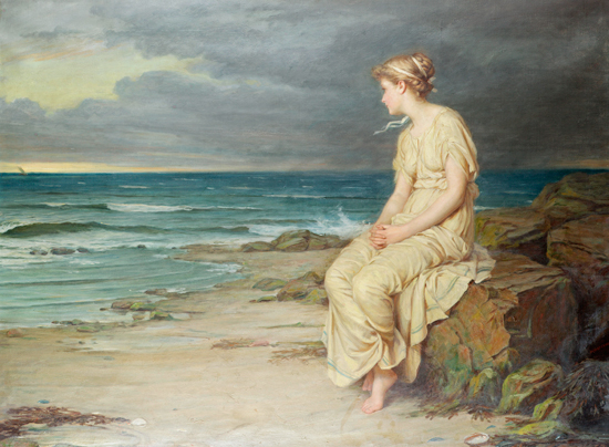 The Tempest, 1916, Waterhouse