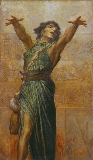 Jonah, George Frederic Watts