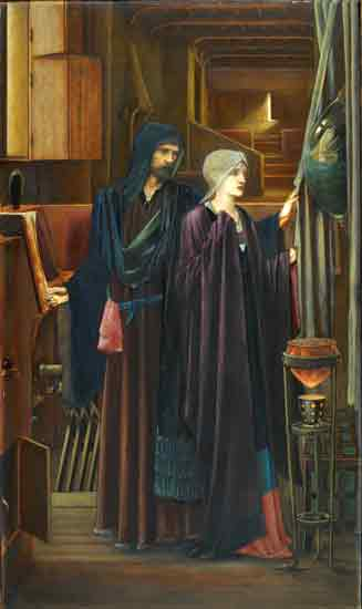 The Wizard, Edward Burne-