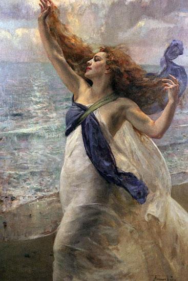 Woman with a Veil (La femme au voile)Hermann Jean Joseph Richir