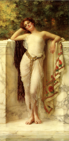A Classical Beauty, William Clark Wontner