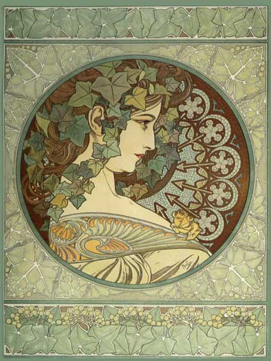 art nouveau artists. art nouveau more by