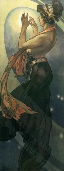North Star,Mucha (12X32)
